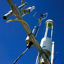 Monitoreo y análisis de gases