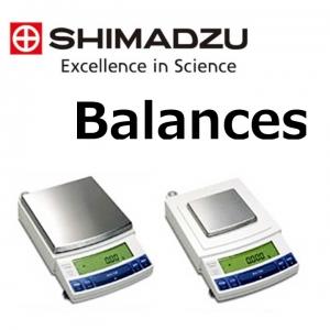 +Balanzas Shimadzu