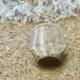 Microplásticos agua plastico mar playa contaminaciión