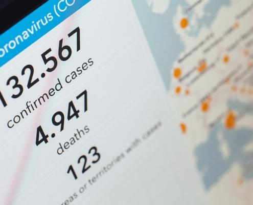 Coronavirus nueva cepa reino unido datos contagiados