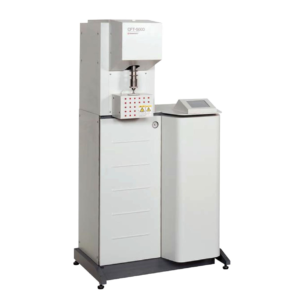 Reómetro capilar shimadzu para la medición de viscosidad de un líquido
