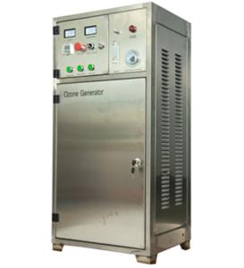 Generador de ozono para laboratorios e industrias