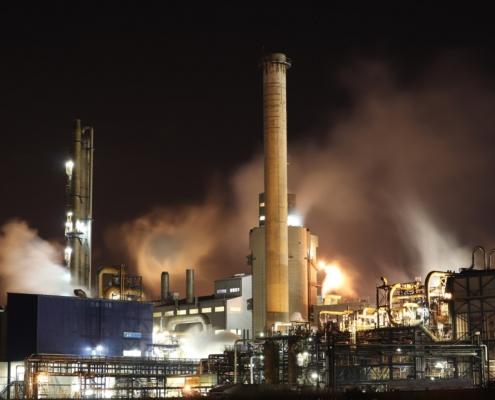 Bomba de vacío par la limpieza de gases tóxicos y nocivos de los químicos