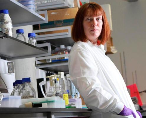 Sarah Gilbert científica destacada en la lucha contra el COVID-19