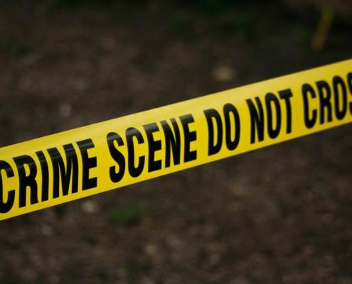 Análisis forense en laboratorio ciencia del crimen
