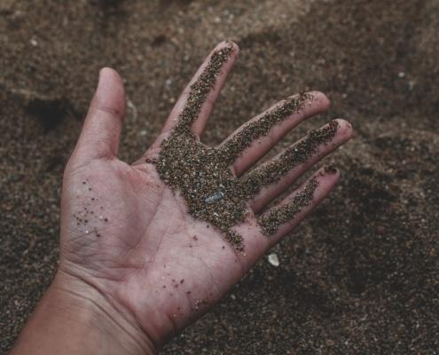 Análisis granulométrico de suelo con Agitador de tamiz