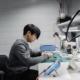 Calibrado equipamiento de laboratorio