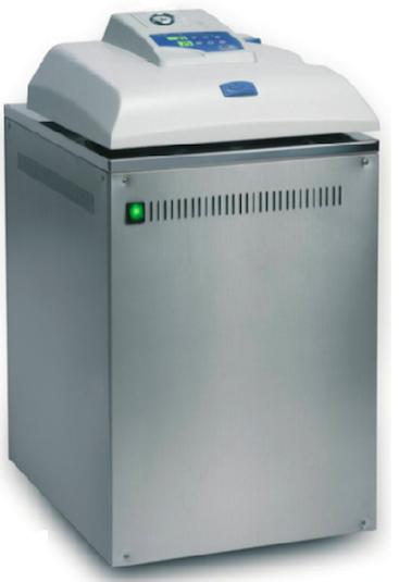 """Autoclaves for sterilization """"Presoclave"""" 50 and 80 litres"""