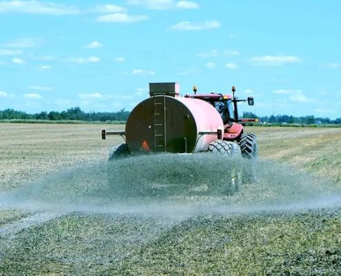 Fertilizantes análisis de componentes agricultura suelos