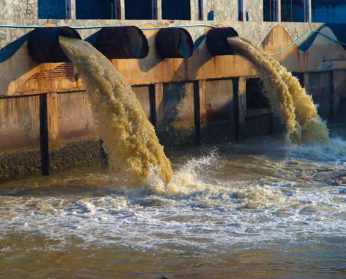 Demanda química de oxígeno en aguas residuales